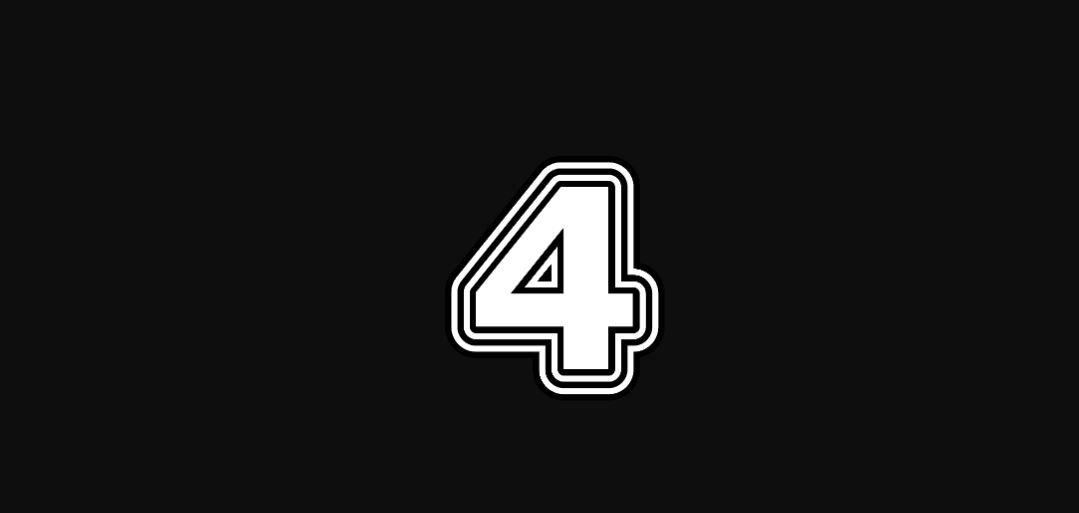 Lebenszahl 4