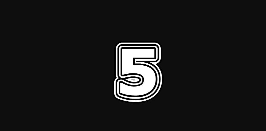 Lebenszahl 5
