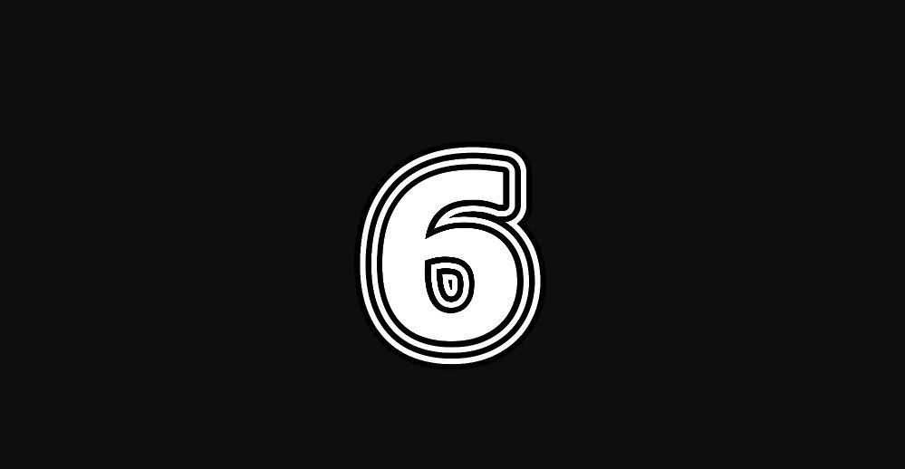 Lebenszahl 6