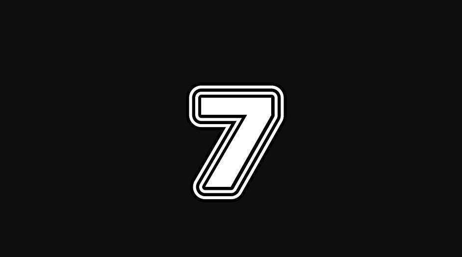 Lebenszahl 7