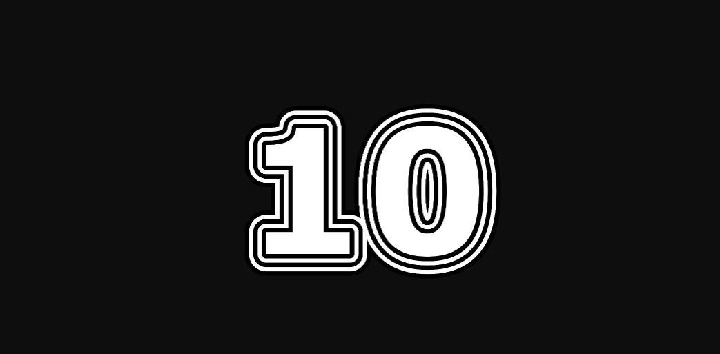 Lebenszahl 10
