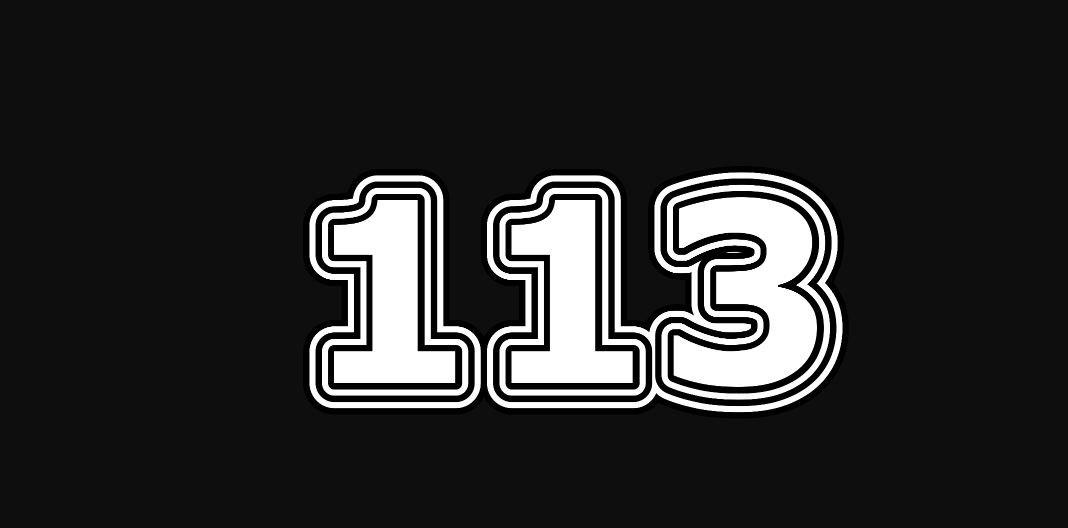 Die Bedeutung der Zahl 113