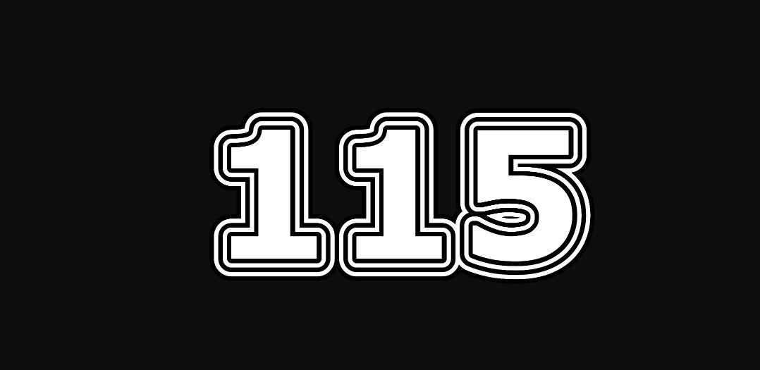 Die Bedeutung der Zahl 115