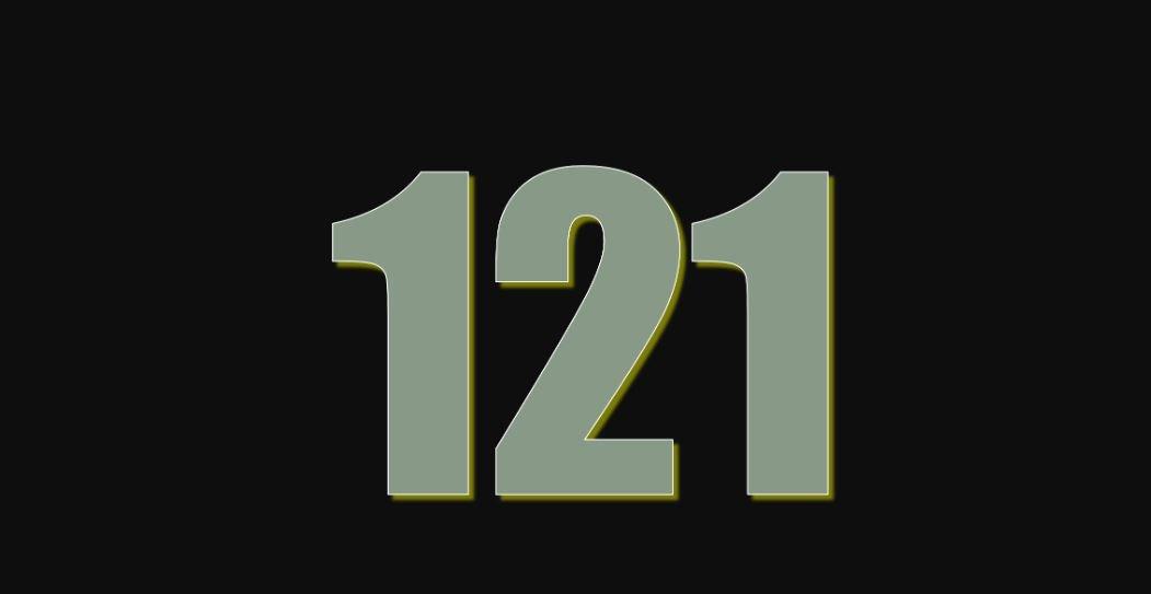 Die Bedeutung der Zahl 121