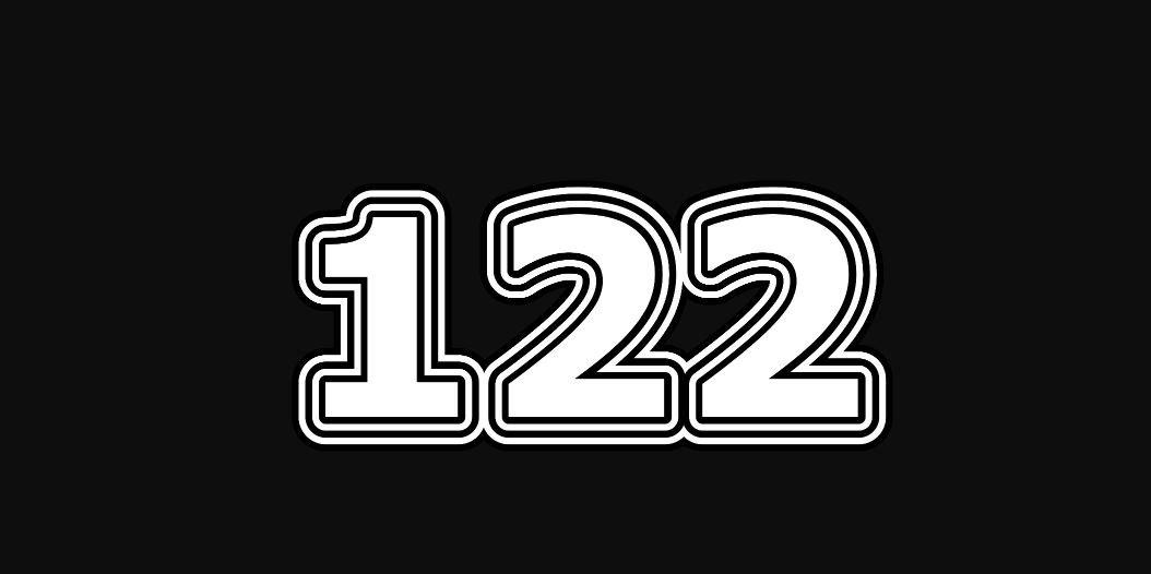 Die Bedeutung der Zahl 122