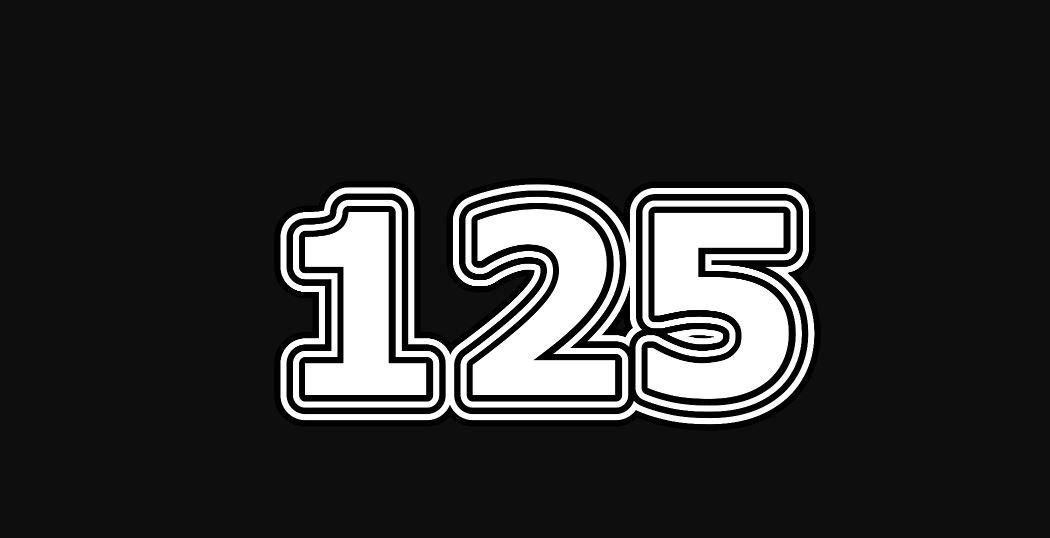 Die Bedeutung der Zahl 125