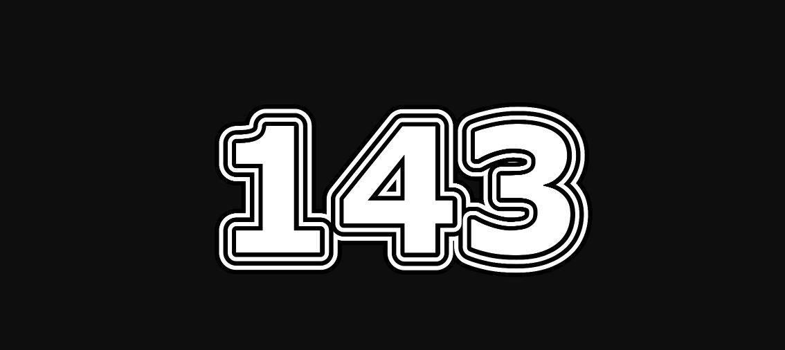 Die Bedeutung der Zahl 143