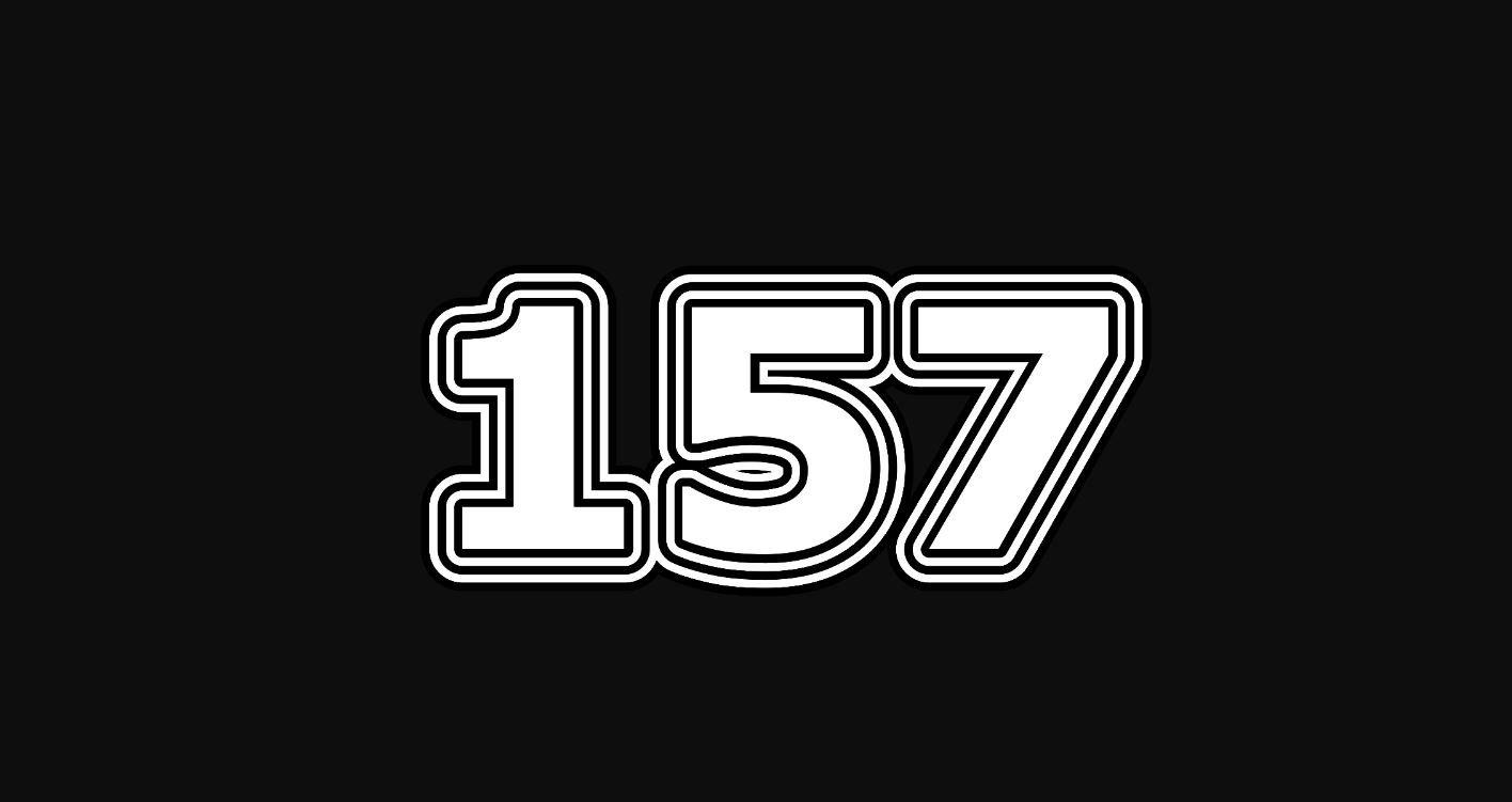 Die Bedeutung der Zahl 157