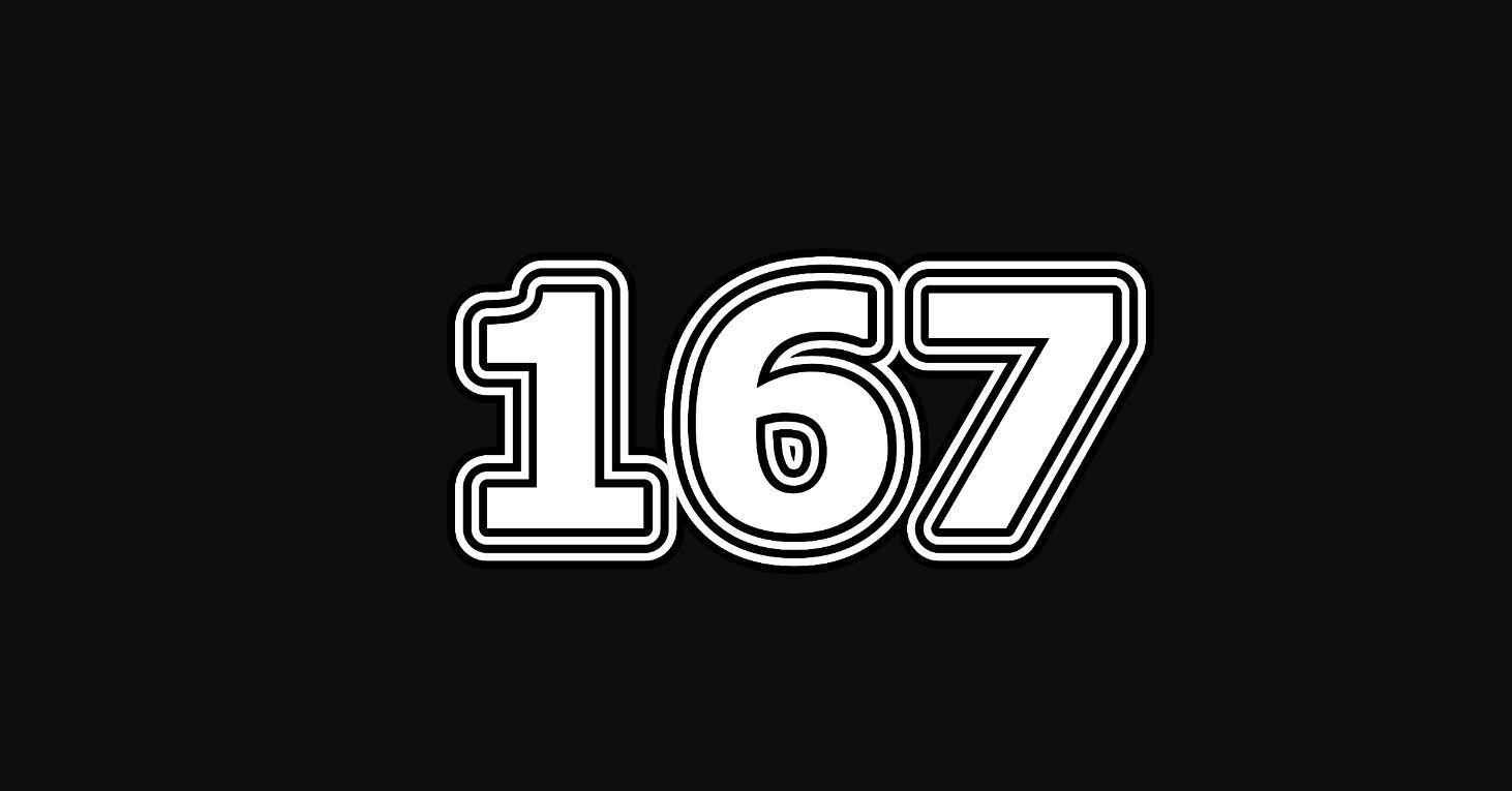 Die Bedeutung der Zahl 167