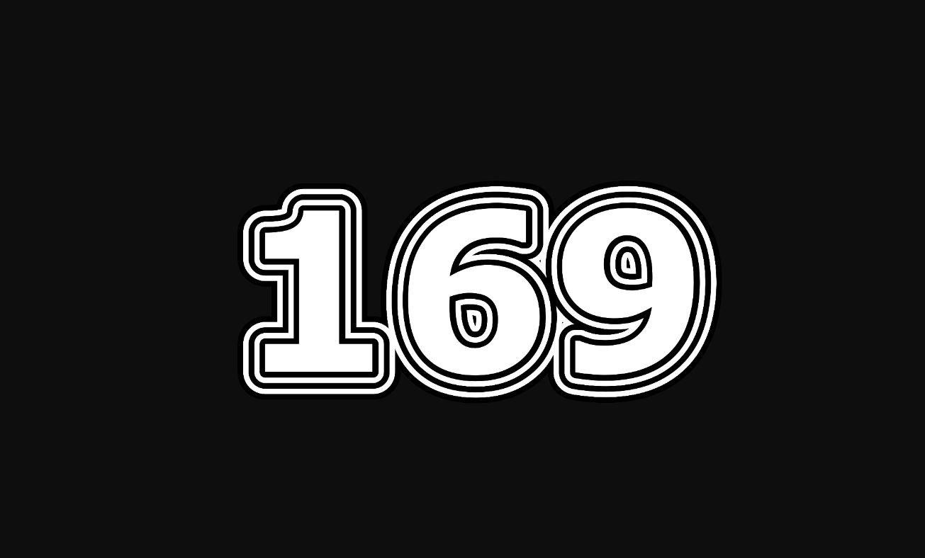 Die Bedeutung der Zahl 169