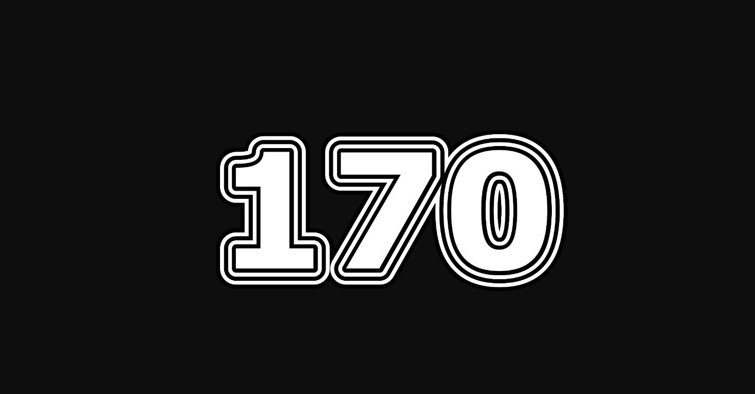 Die Bedeutung der Zahl 170