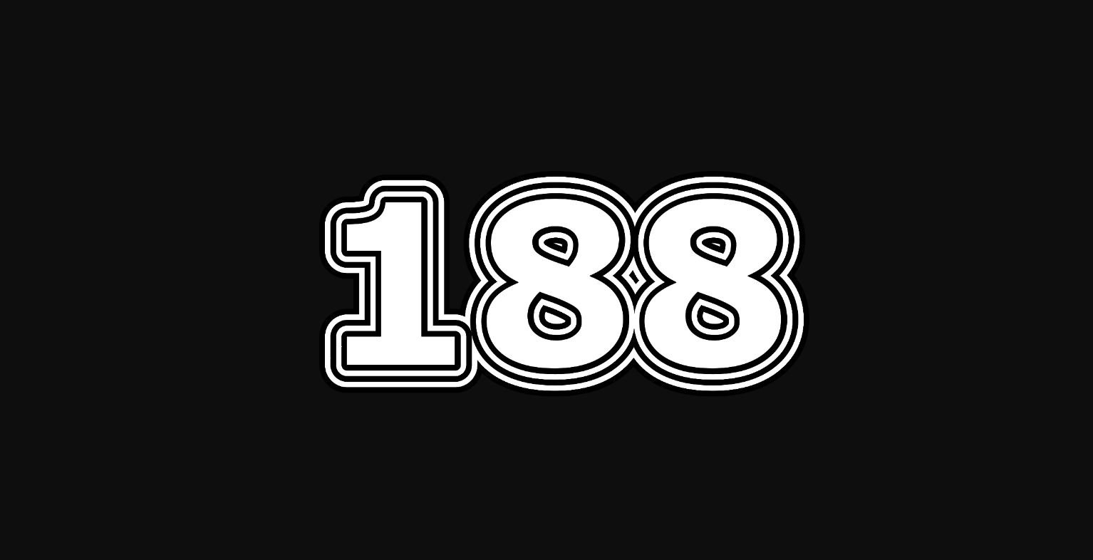 Die Bedeutung der Zahl 188