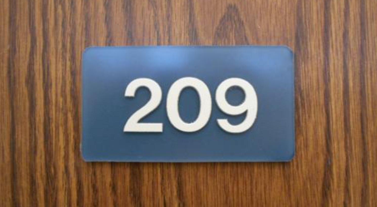 Die Bedeutung der Zahl 209