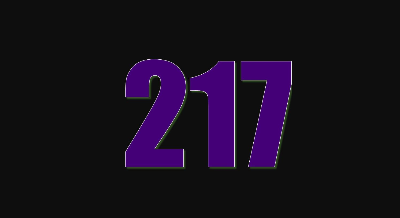 Die Bedeutung der Zahl 217