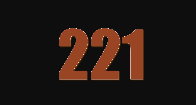 Die Bedeutung der Zahl 221