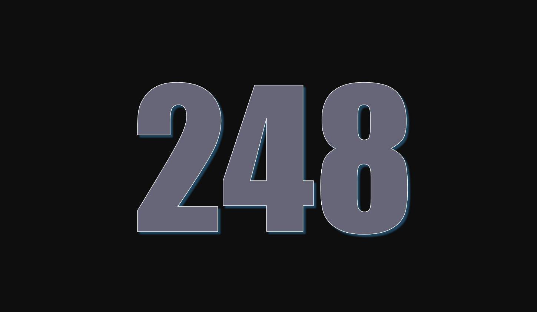 Die Bedeutung der Zahl 248