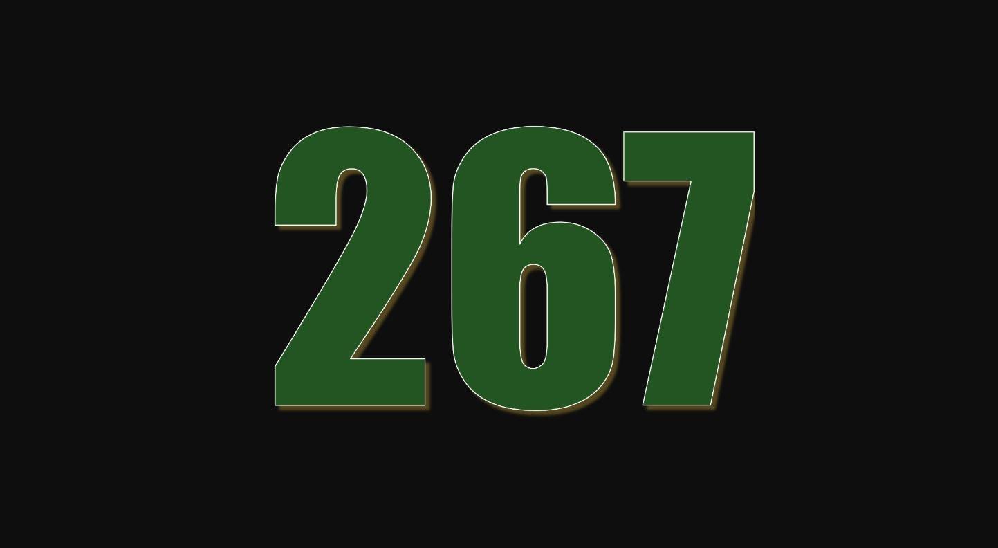Die Bedeutung der Zahl 267