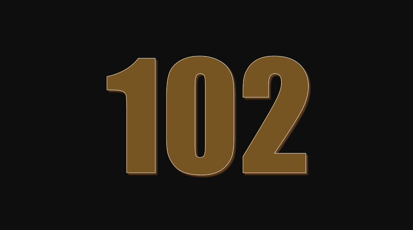 Die Bedeutung der Zahl 102