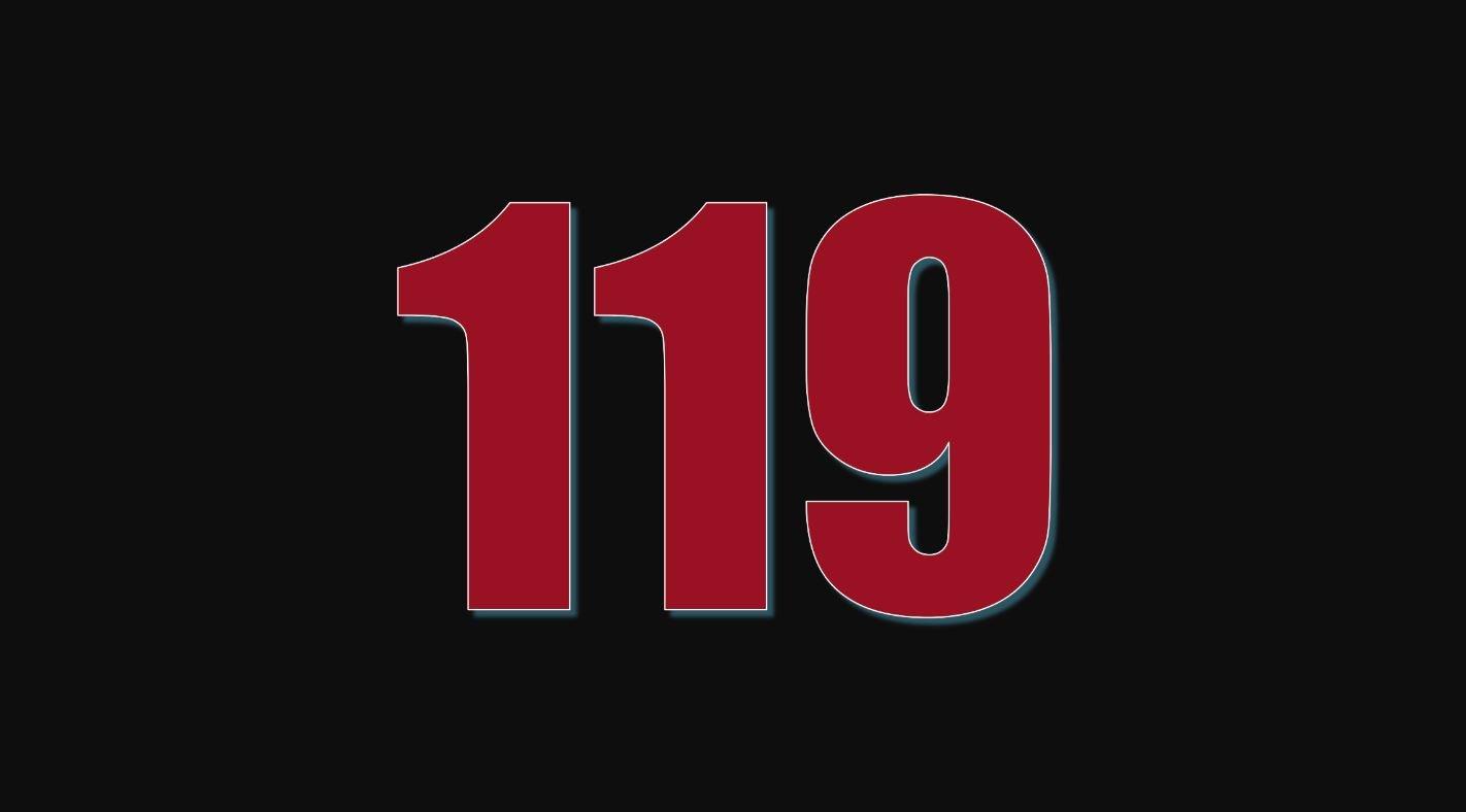 Die Bedeutung der Zahl 119