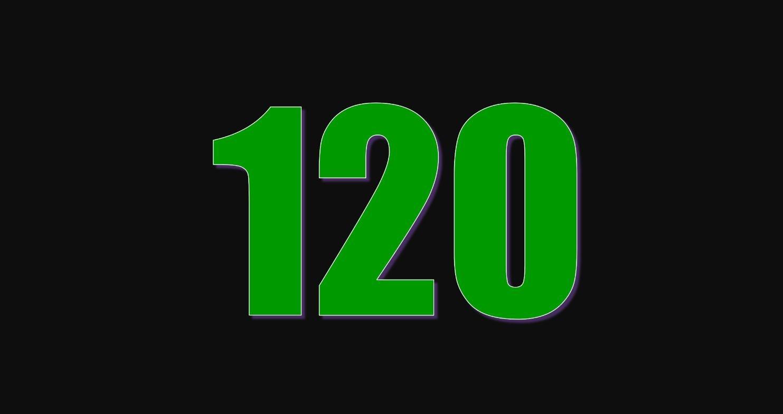 Die Bedeutung der Zahl 120