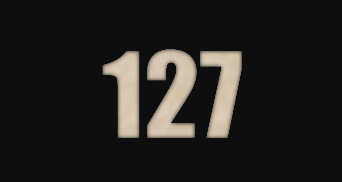 Die Bedeutung der Zahl 127