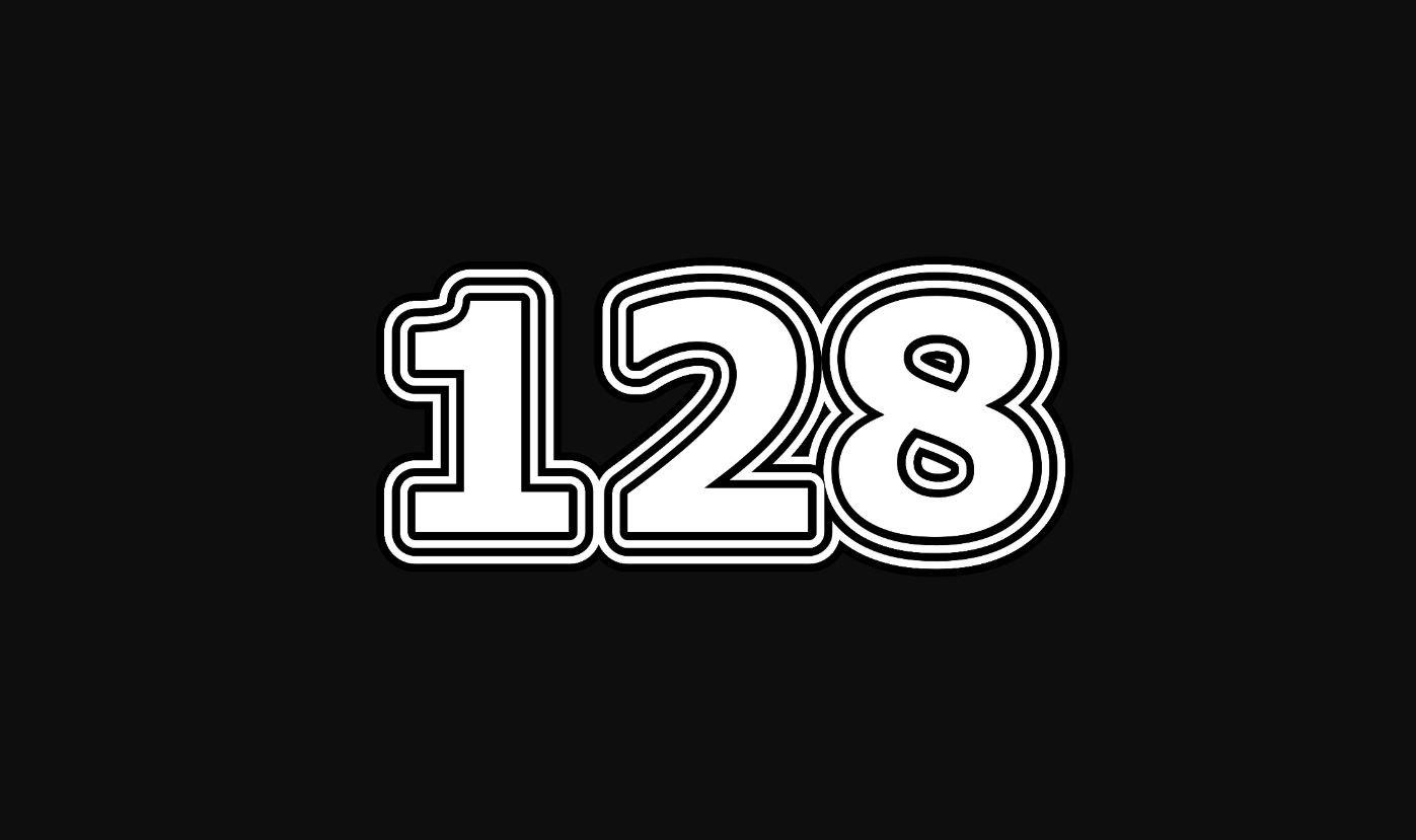 Die Bedeutung der Zahl 128