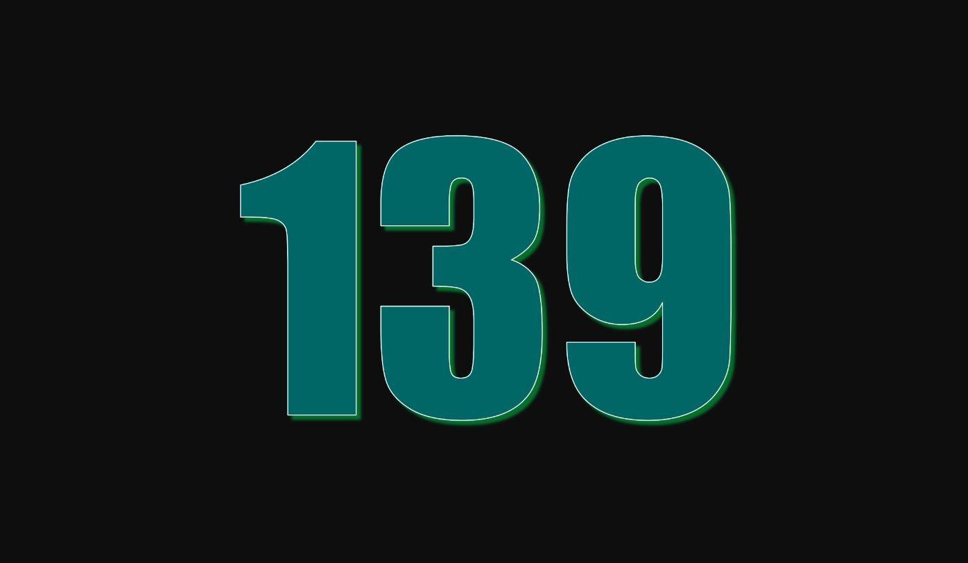 Die Bedeutung der Zahl 139