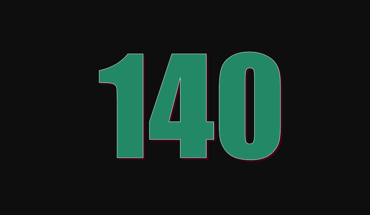 Die Bedeutung der Zahl 140