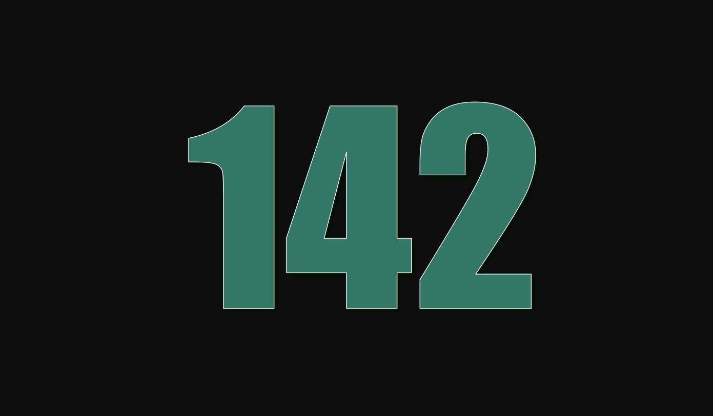 Die Bedeutung der Zahl 142