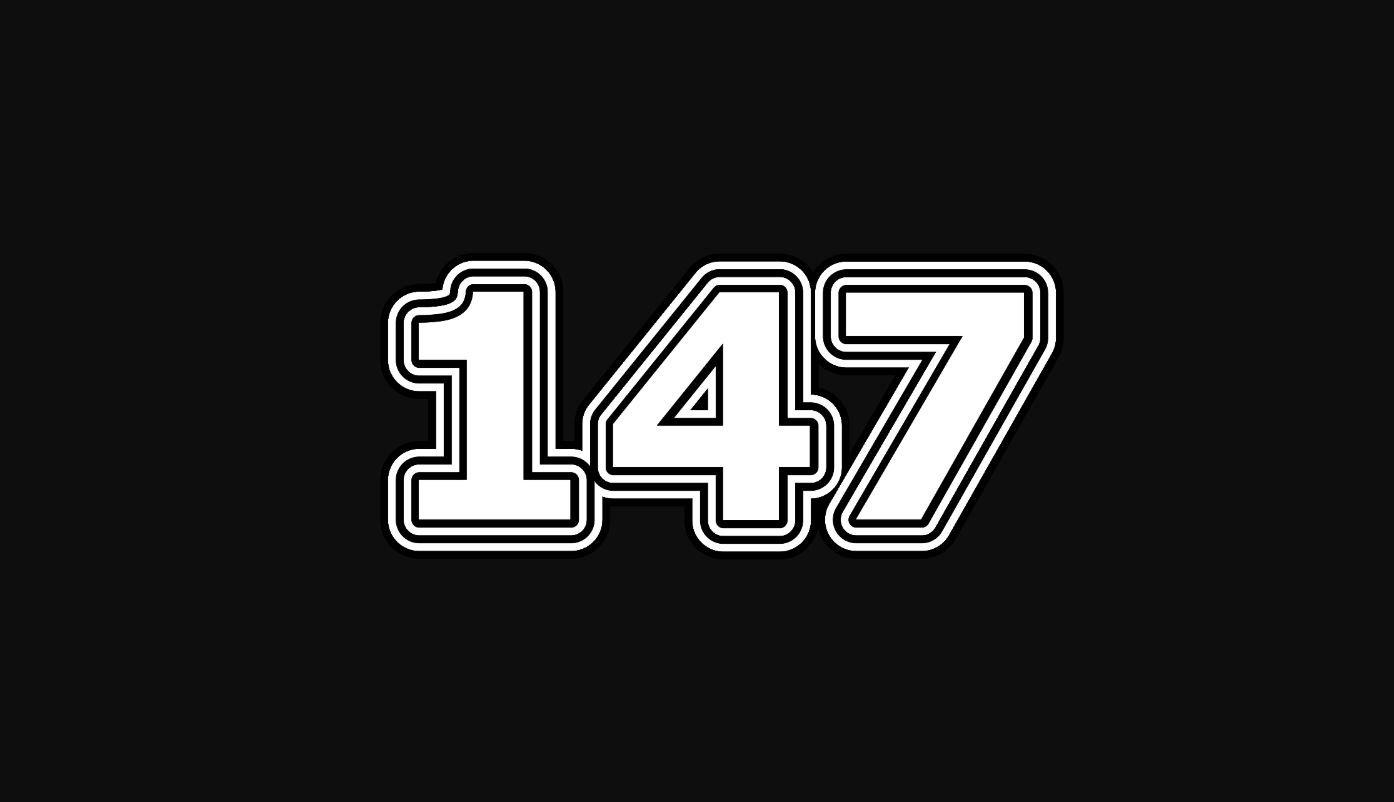 Die Bedeutung der Zahl 147
