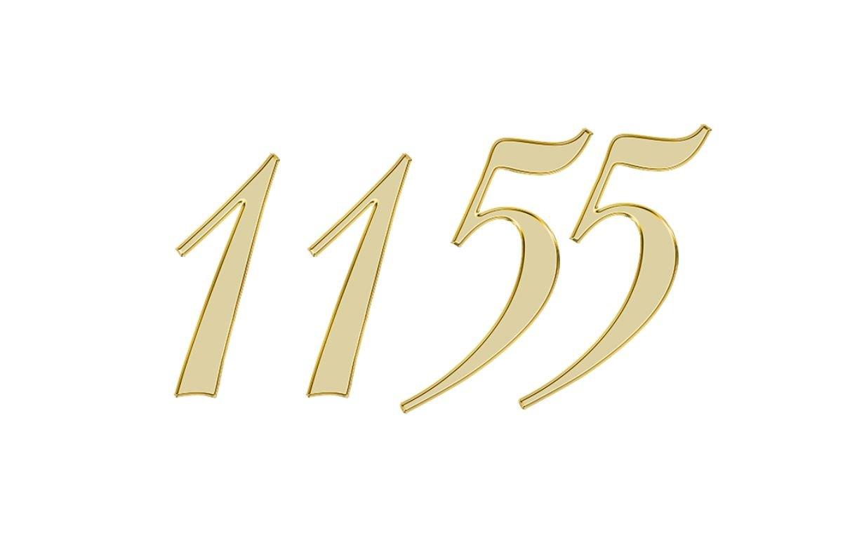 Die Bedeutung der Zahl 1155
