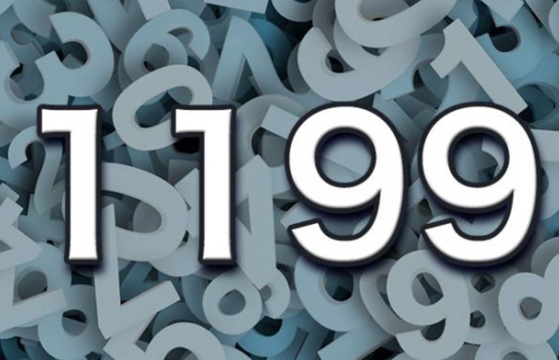 Die Bedeutung der Zahl 1199