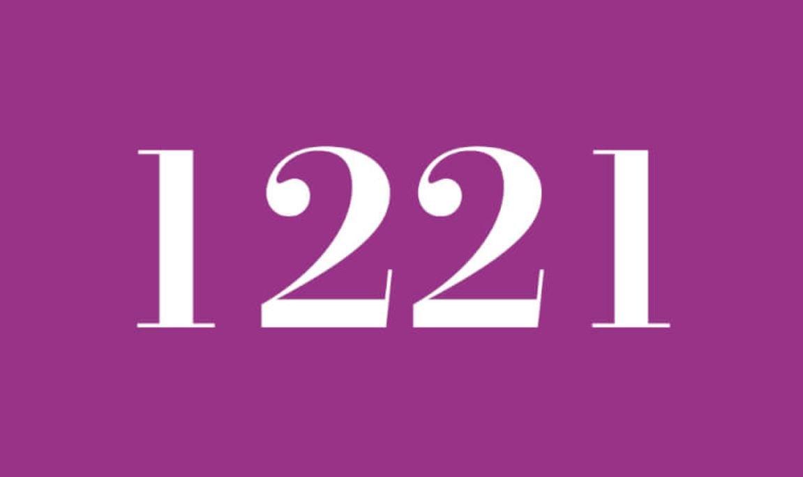 Die Bedeutung der Zahl 1221