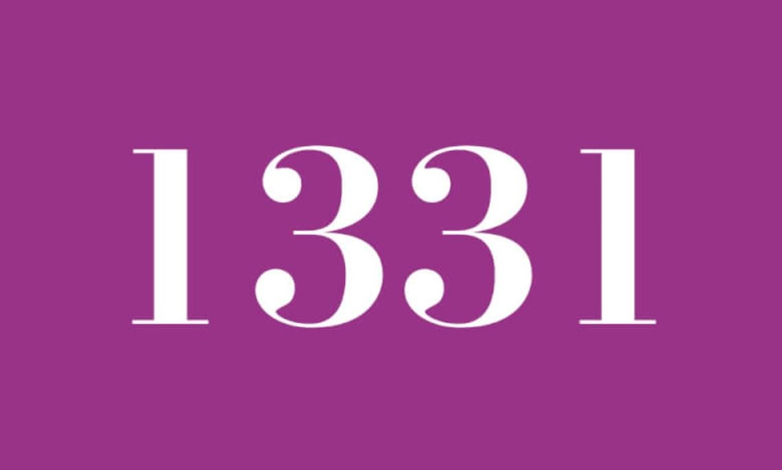 Die Bedeutung der Zahl 1331
