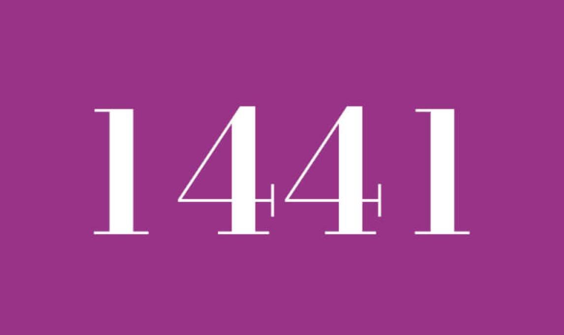 Die Bedeutung der Zahl 1441