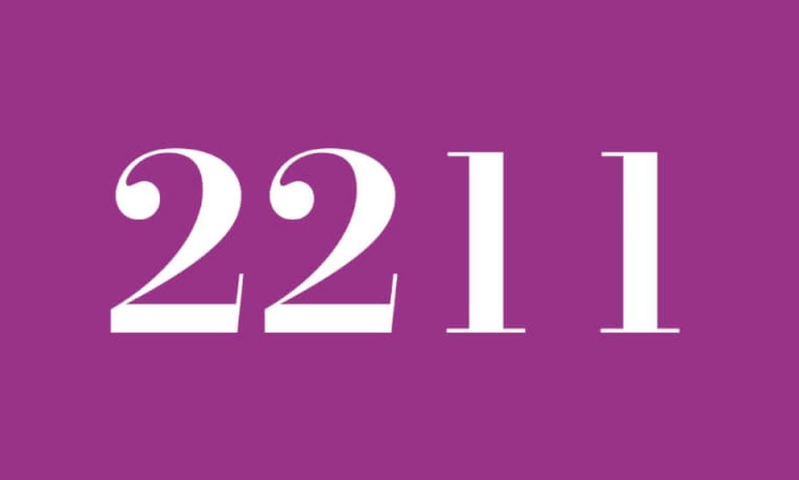 Die Bedeutung der Zahl 2211
