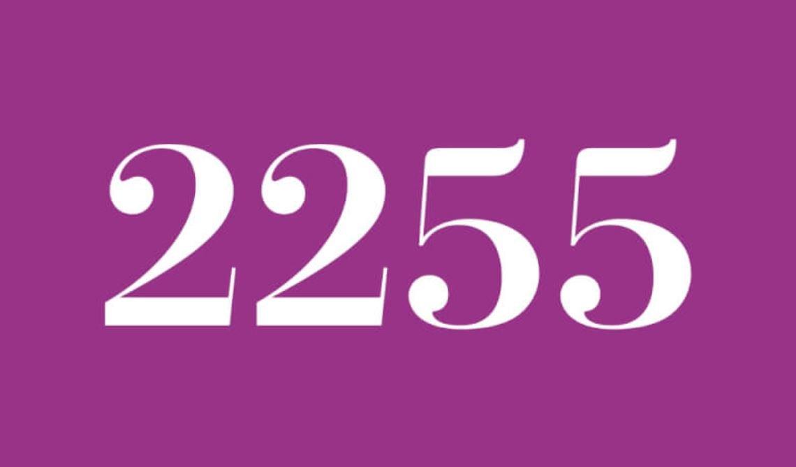 Die Bedeutung der Zahl 2255