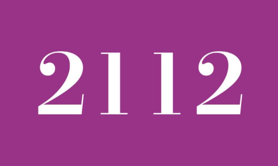 Die Bedeutung der Zahl 2112