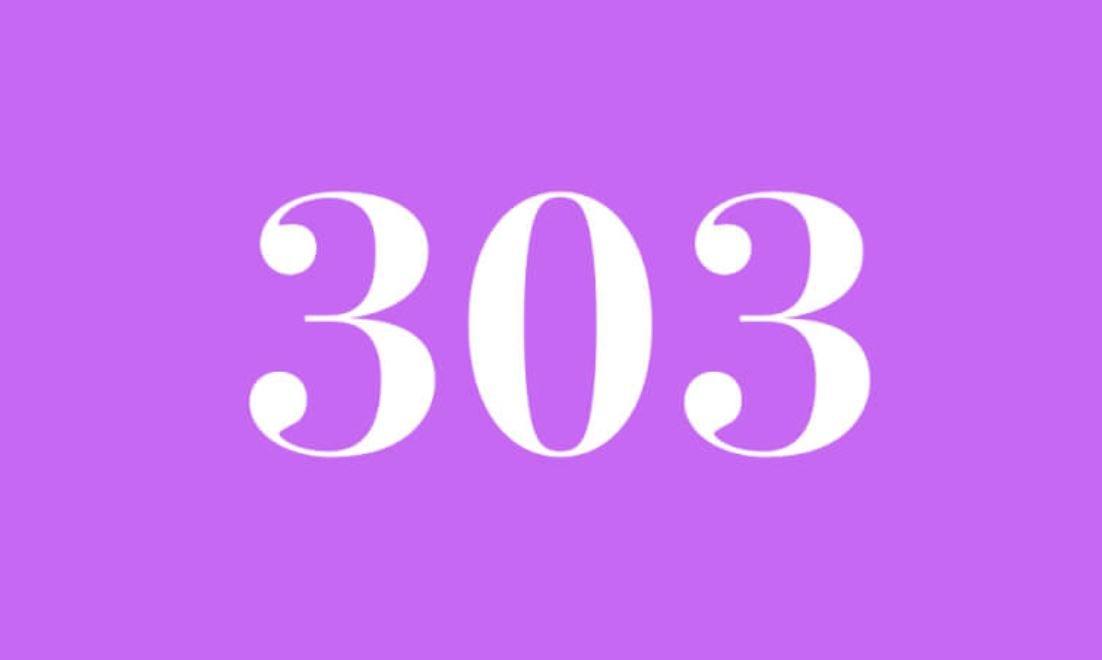 Die Bedeutung der Zahl 303