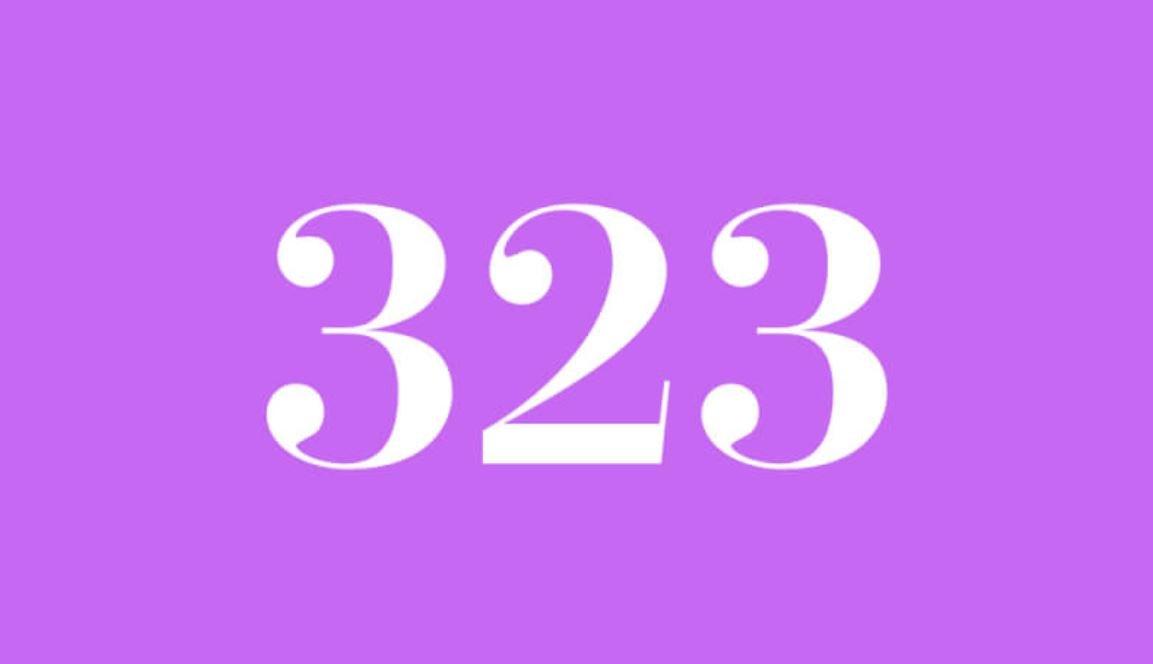 Die Bedeutung der Zahl 323