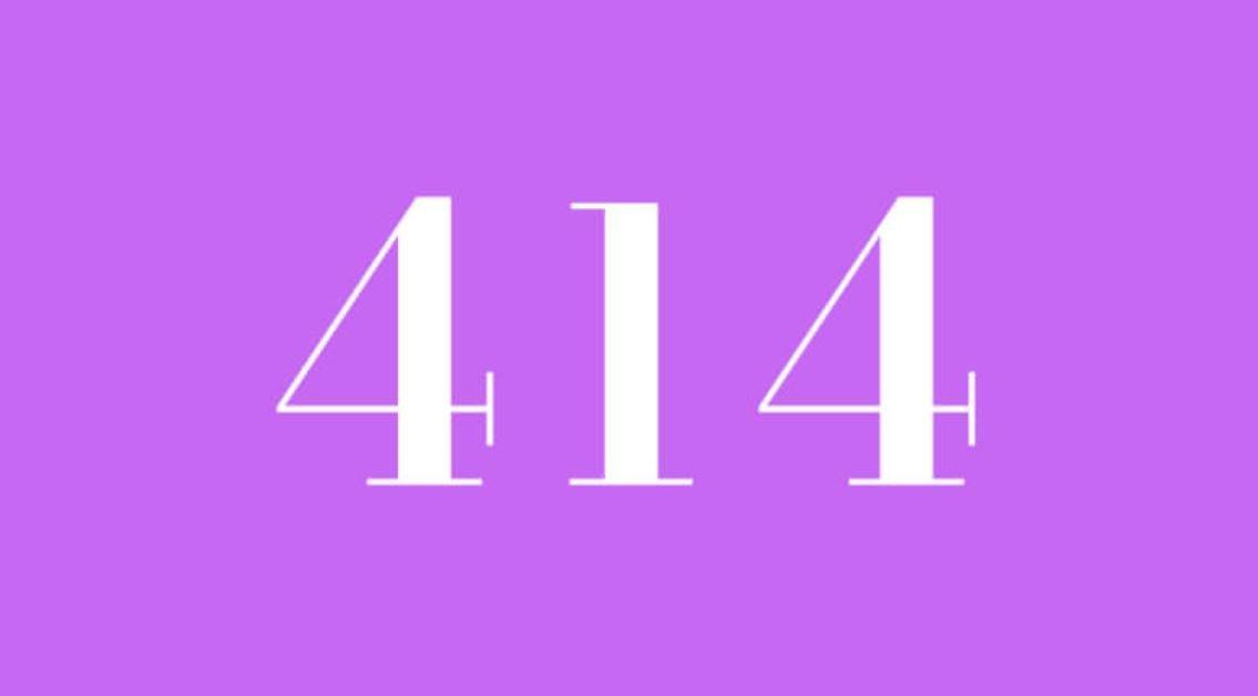 Die Bedeutung der Zahl 414
