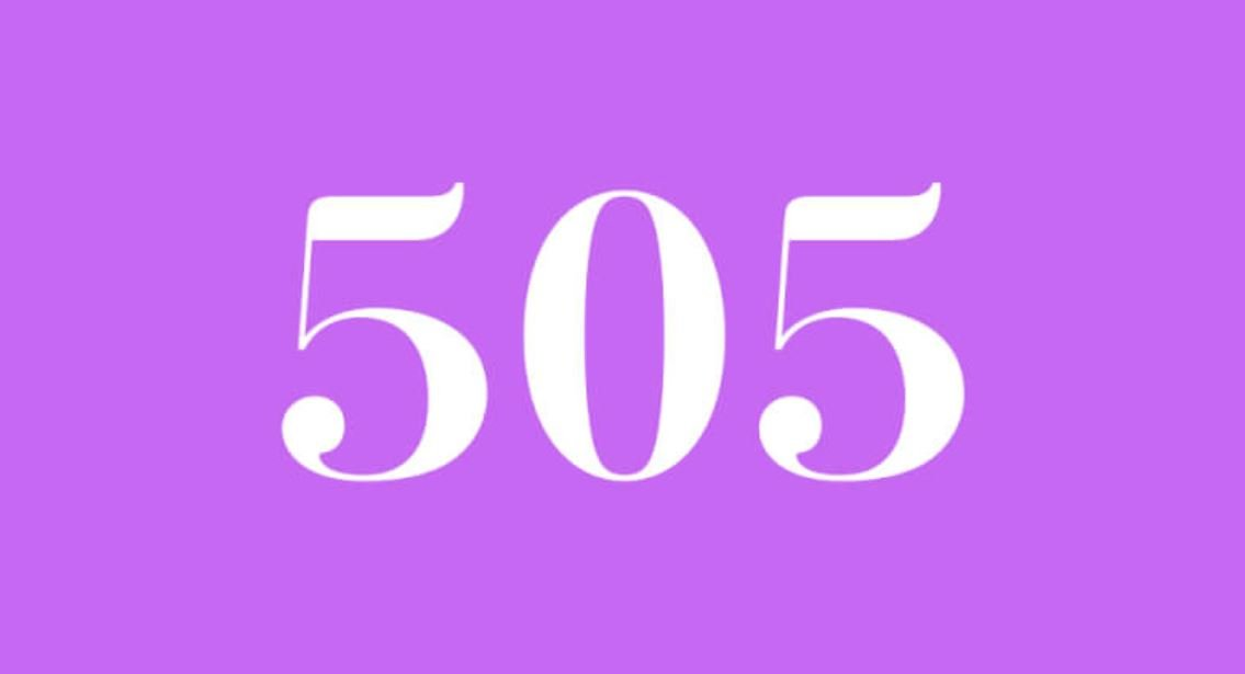 Die Bedeutung der Zahl 505