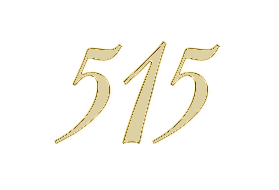 Die Bedeutung der Zahl 515