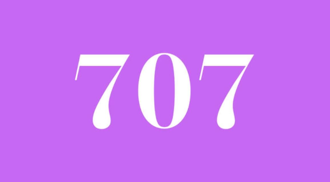 Die Bedeutung der Zahl 707