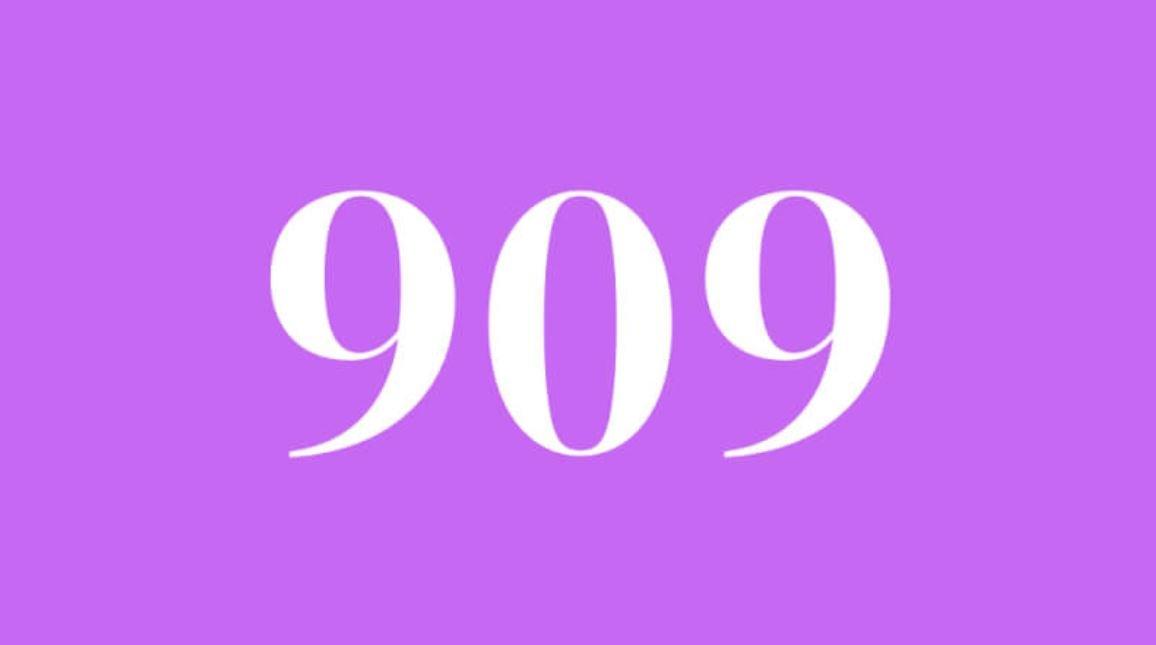 Die Bedeutung der Zahl 909
