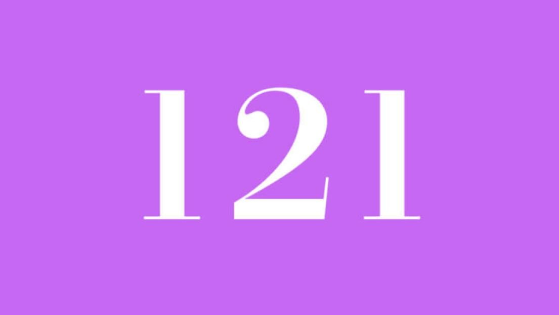 Engelszahl 121