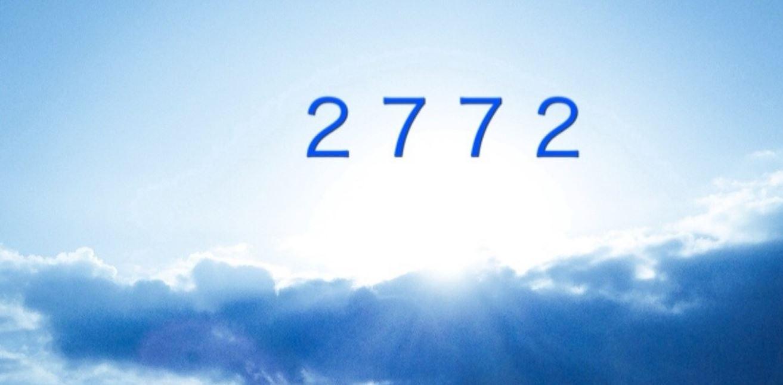 Engelszahl 2772