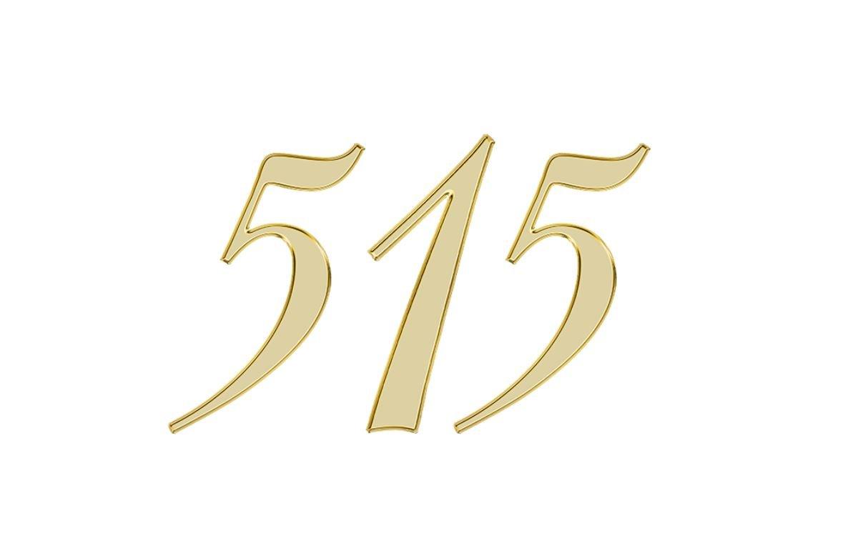 Engelszahl 515