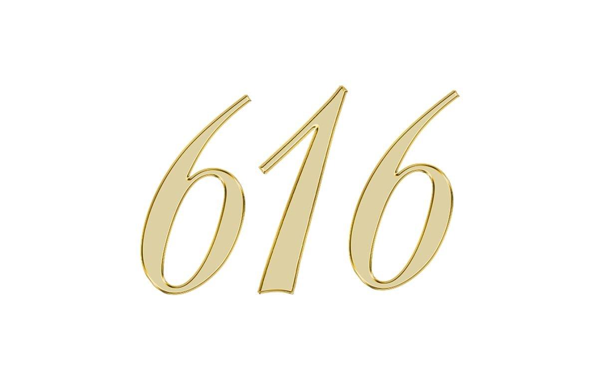 Engelszahl 616