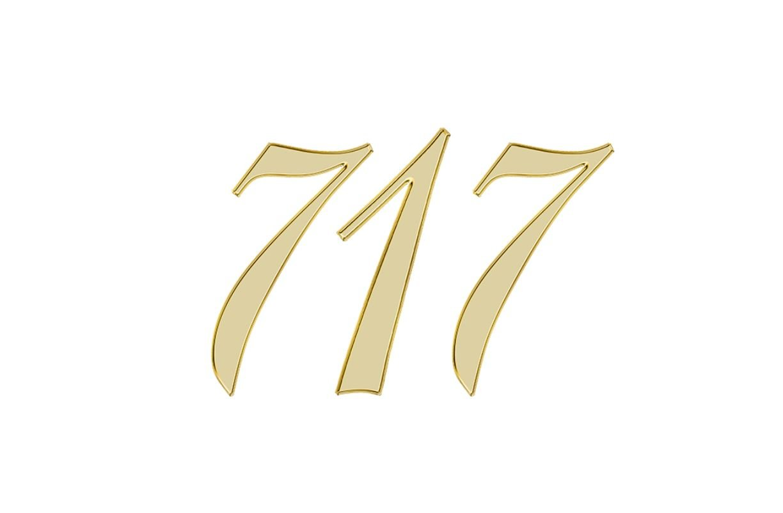 Engelszahl 717